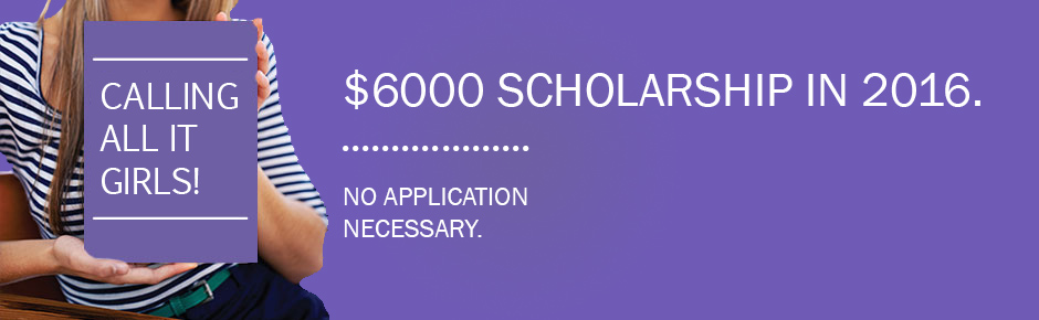 Women in Information Technology Scholarship